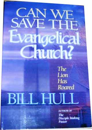 Image for Can We Save the Evangelical Church?  The Lion Has Roared