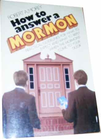 Image for How To Answer a Mormon.