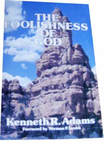 Image for The Foolishness of God  is Wiser Than Men