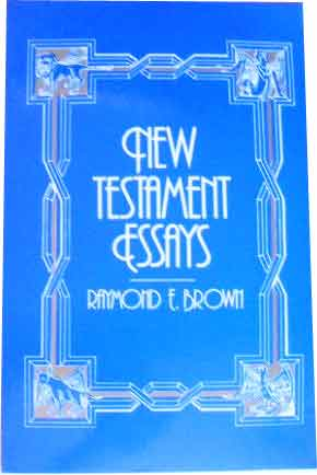 Image for New Testament Essays.