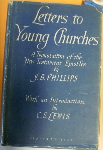 Image for Letters to Young Churches  A Translation of the New Testament Epistles