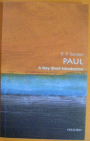 Image for Paul. A Very Short Introduction.