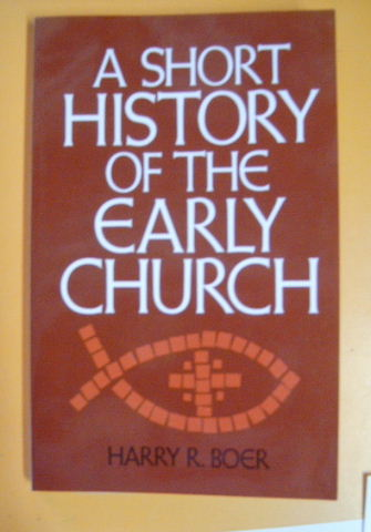 Image for A Short History of the Early Church.