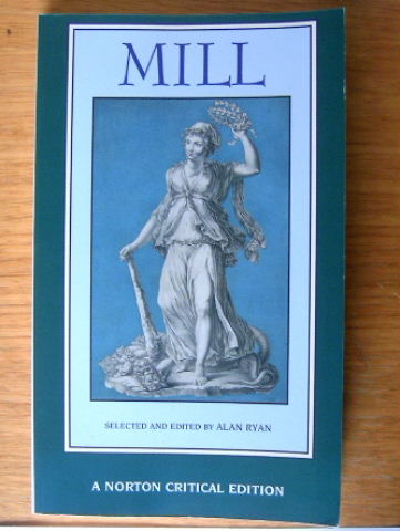 Image for Mill: The Spirit of the Age, on Liberty, the Subjection of Women.