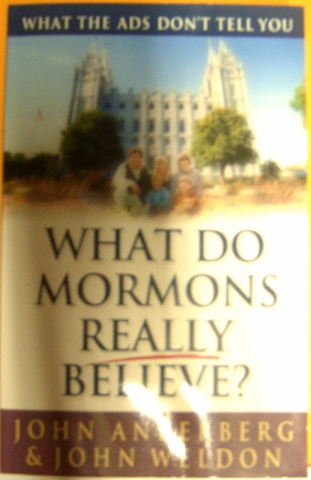 Image for What Do Mormons Really Believe.