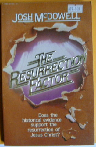 Image for The Resurrection Factor.