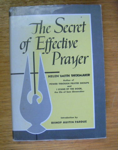 Image for The Secret of Effective Prayer.