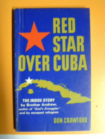 Image for Red star over Cuba,