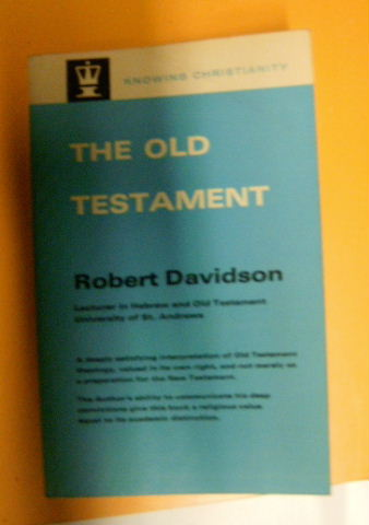 Image for The Old Testament  Kwowing Christianity Series