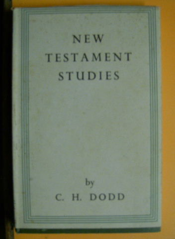 Image for New Testament Studies.