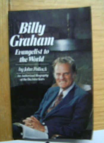 Image for Billy Graham  Evangelist to the World