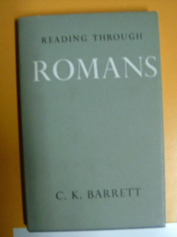 Image for Reading Through Romans.