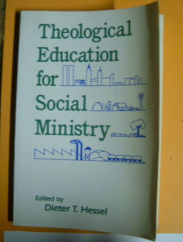Image for Theological Education for Social Ministry.