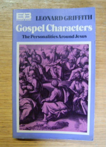 Image for Gospel Characters  The Personalities Around Jesus