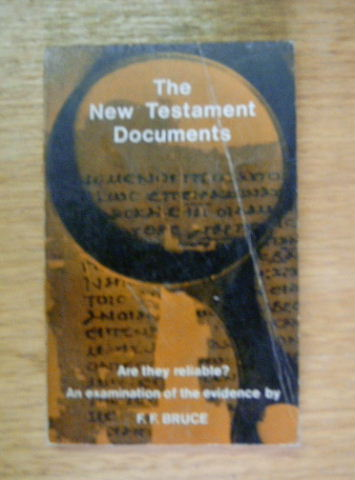 Image for The New Testament Documents.