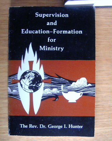 Image for Supervision and Education - Formation for Ministry.
