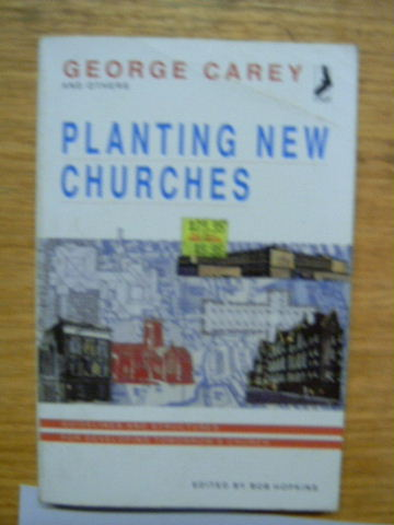 Image for Planting New Churches.