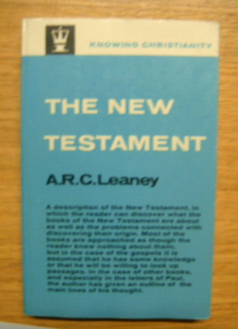 Image for The New Testament.