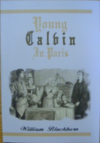Image for Young Calvin in Paris.