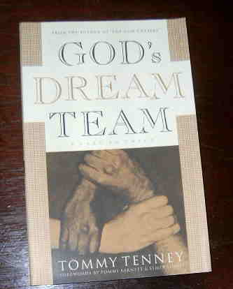 Image for God's Dream Team: A Call to Unity.