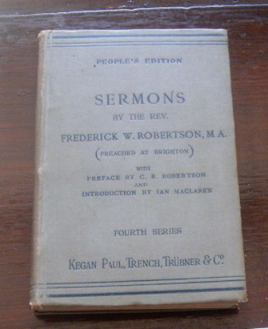 Image for Sermons.  Fourth Series (People's edition).