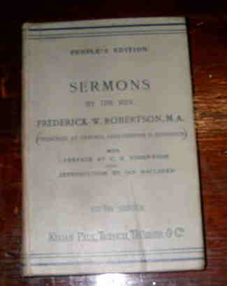 Image for Sermons.  Fifth Series (People's edition).