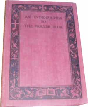 Image for An Introduction to the Prayer Book.