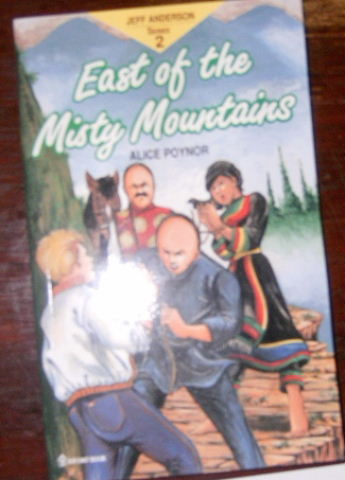 Image for East of the Misty Mountains.