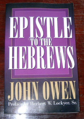Image for The Epistle to the Hebrews.