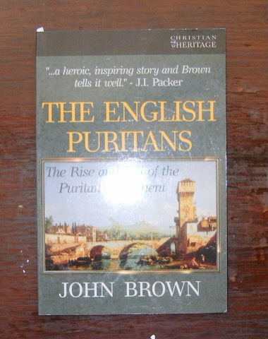 Image for The English Puritans.
