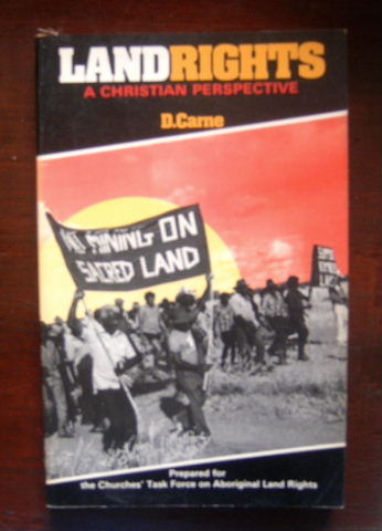 Image for Land rights: A Christian perspective : a social justice resource book.