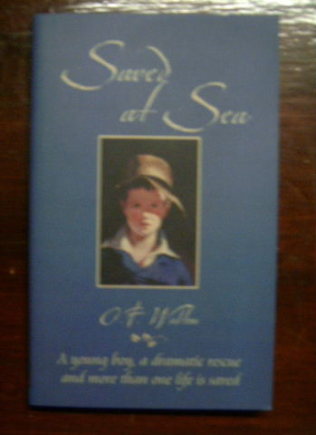 Image for Saved at Sea.