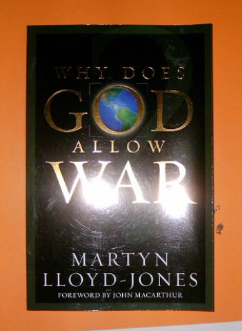 Image for Why Does God Allow War?