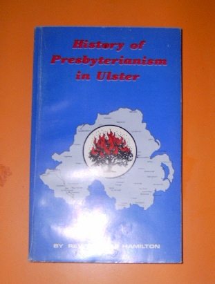 Image for History of Presbyterianism in Ulster.