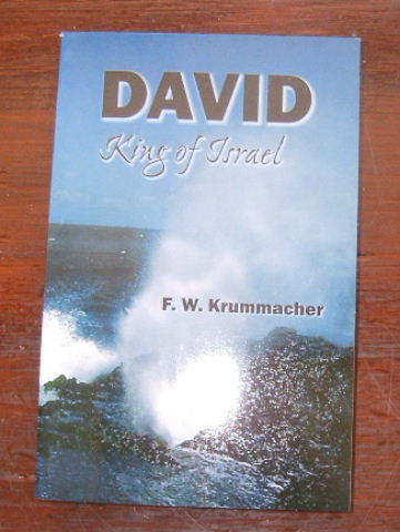 Image for David. King of Israel.