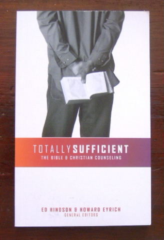Image for Totally Sufficient: The Bible and Christian Counseling.