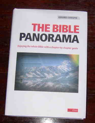 Image for The Bible Panorama: Enjoying the whole Bible with a chapter-by-chapter guide.