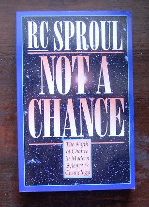 Image for Not A Chance  The Myth of Chance in Modern Science and Cosmology