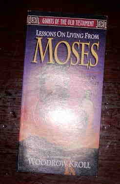 Image for Moses: Living in the Valley (Giants of the Old Testament).