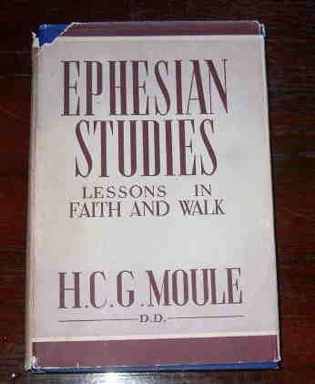 Image for Ephesian Studies  Lessons in Faith and Walk