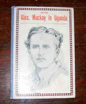 Image for With Alex. MacKay in Uganda.