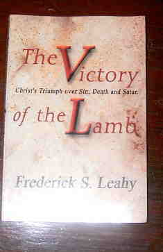 Image for Victory of the Lamb  Christ's Triumph over Sin, Death & Satan