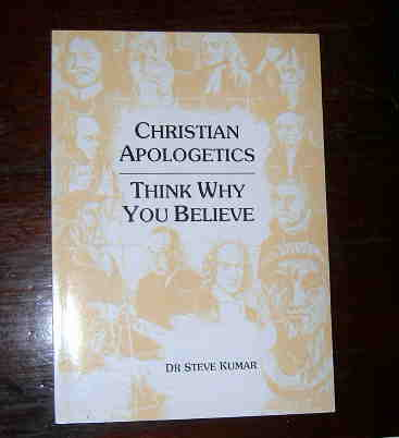 Image for Christian Apologetics  Think Why You Believe