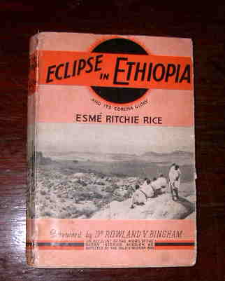 Image for Eclipse in Ethiopia (and Its Corona Glory).