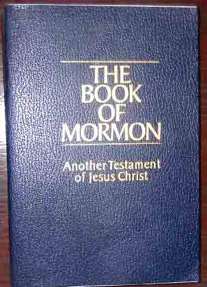 Image for The Book of Mormon  Another Testament of Jesus Christ