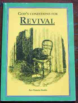 Image for God's Conditions for Revival.