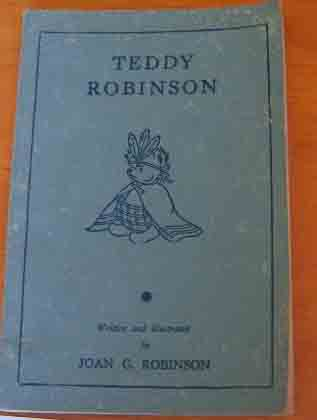 Image for Teddy Robinson  The Reading with Mother Series
