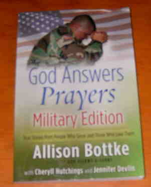 Image for God Answers Prayers--Military Edition  True Stories from People Who Serve and Those Who Love Them (God Answers Prayers)