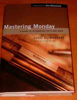 Image for Mastering Monday.