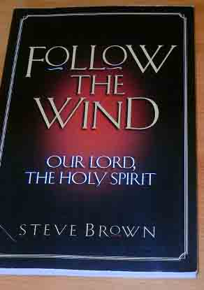 Image for Follow the Wind: Our Lord, the Holy Spirit.